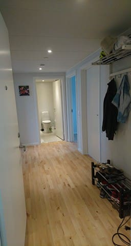 Flot værelse i ny bygning. Single room for rent!