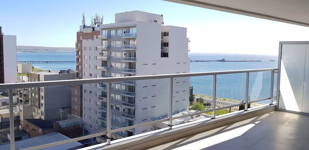 Madryn....mar y ballenas....9 piso B