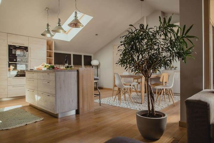 Enormous  NYC style 3Bdr Loft