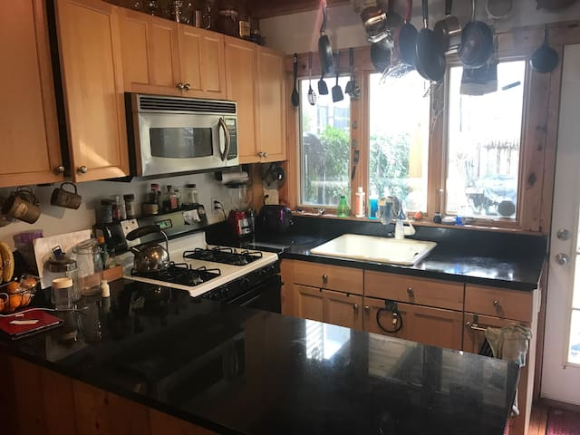 Charming 'top of downtown home close to restaurant - Annapolis - Casa