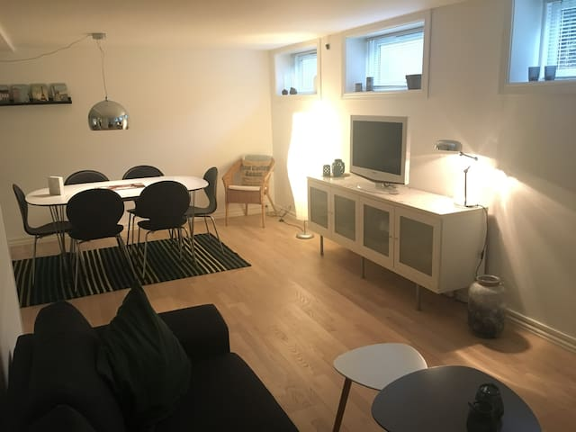 Private spacious apartment with kitchen and bath - Kastrup - Leilighet
