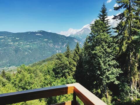 St-Gervais-les-Bains-Appart 6 pers. Mont-Blanc