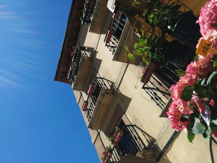 Apartamento mercado de las flores