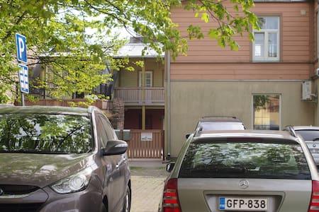 Old Town apartment - Haapsalu - Pis