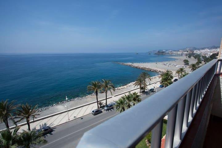 Mirando Al Mar!! - Velilla-Taramay - Apto. en complejo residencial
