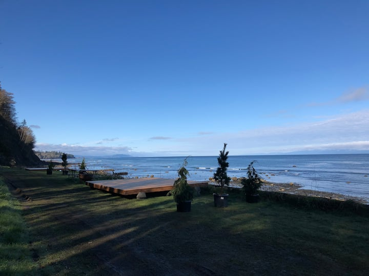 Tent Site - Whiskey Creek Beach Front (T10)