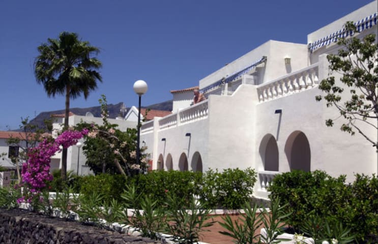 Villa near the sea in  Los Gigantes - Tenerife - Santiago del Teide - Villa