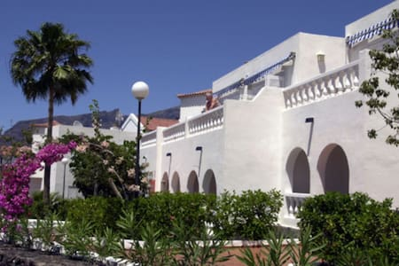 Villa near the sea in  Los Gigantes - Tenerife - Santiago del Teide