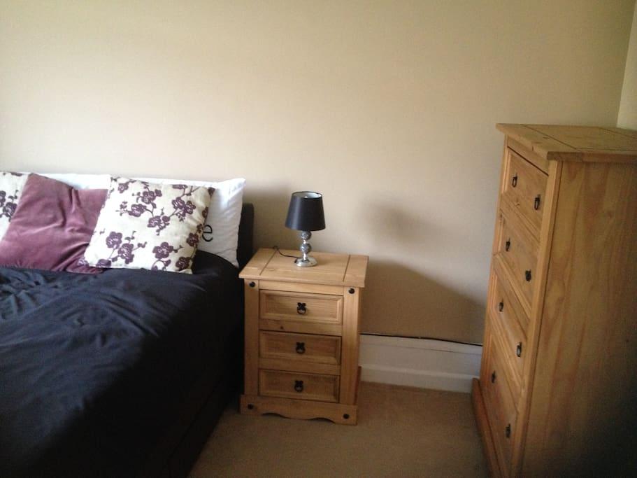 bedroom 1 double