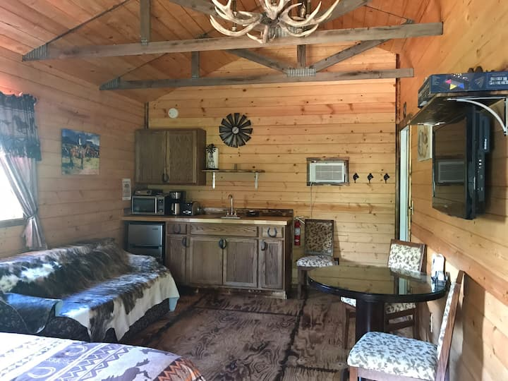 Bunkhouse On The Ranch