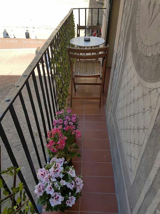 balcon de la sala