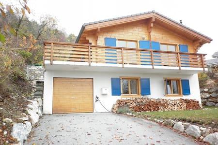 Niouc -  schönes Chalet in sehr ruhiger Lage - Chandolin - House - 1
