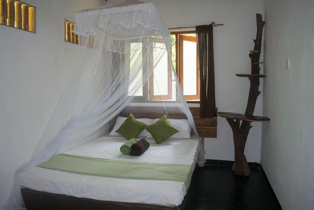 Bungalow leo nature resort midigama bungalows zur miete in ahangama s dprovinz sri lanka - Lino 5 metre de large ...