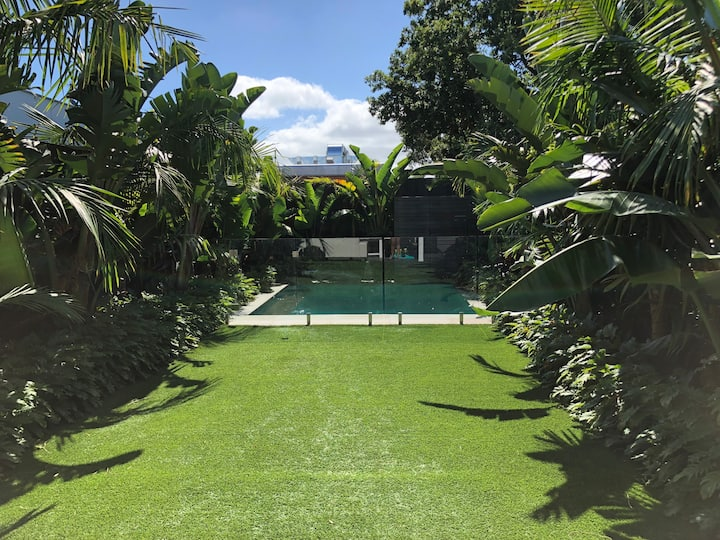 Flexible Term Rental–Property with Bali style pool