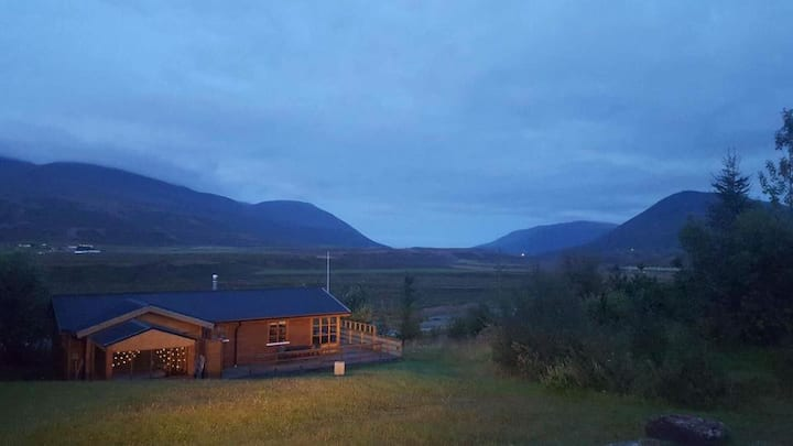 Lyngholt, North Iceland