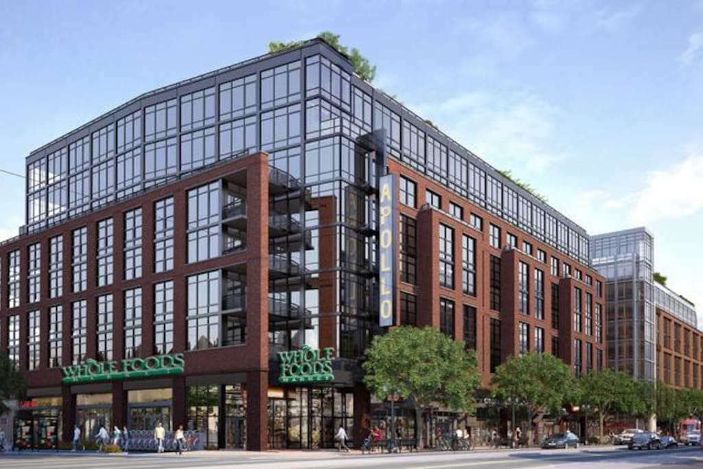 New Whole Foods on H Street!