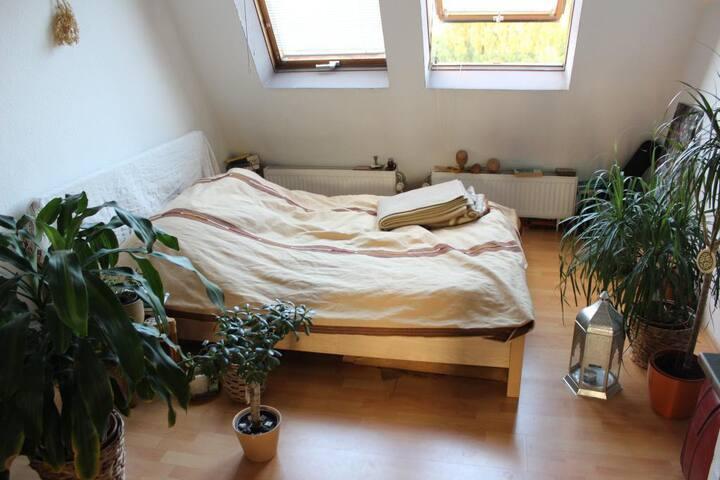 Sunny Urban Neukölln Room
