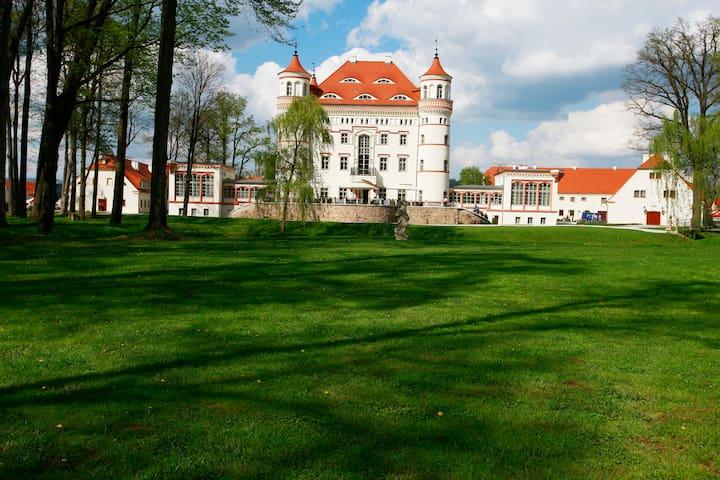 Pałac Wojanów**** SPA & Wellness - Gmina Jeżów Sudecki - Zamek