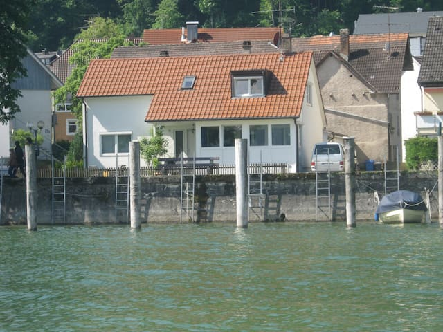 Ferienwohnung Zimmermann - Bodman-Ludwigshafen - Tatil evi