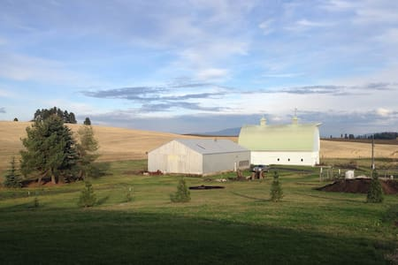 Daily's Farm Air B&B - Potlatch - Maison