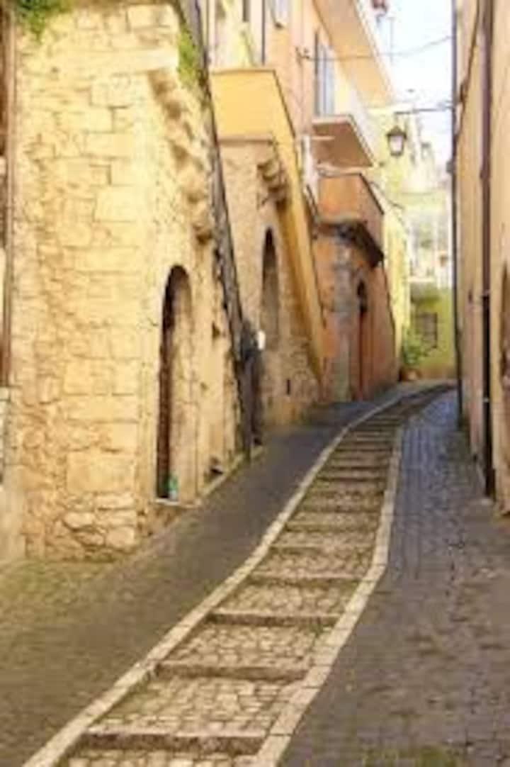Bilicale nel centro storico