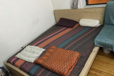 Queen Size bed for a great price - ニューヨーク