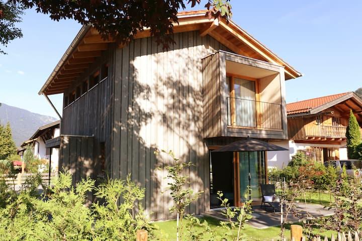 Ferienhaus 1 in Traumlage. Bergblick 360°