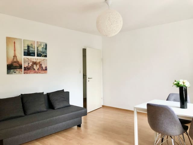 Nice apartment in the heart of Frankfurt