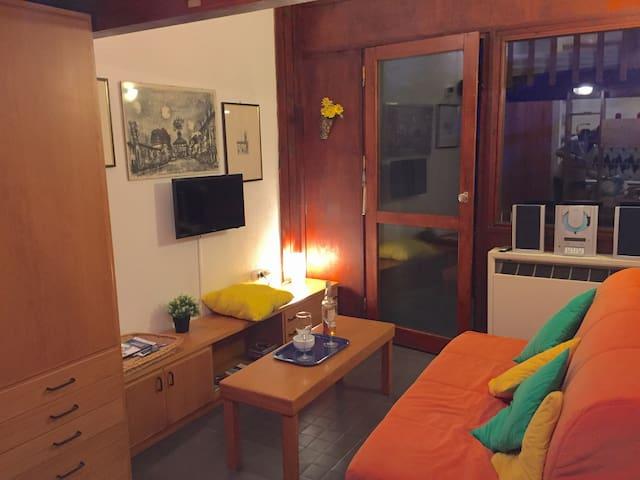 VISTA CERVINO IDEALE PER SCIATORI ED ESCURSIONISTI - Breuil-Cervinia - Lägenhet
