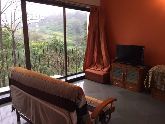 3BHK With Vally view Bedrooms in Lonavala - Lonavala - Villa