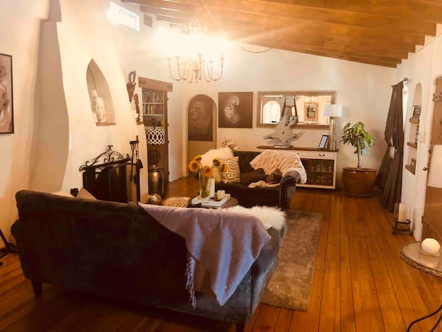 Our home is your home! Rustic yet charming...