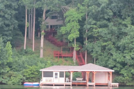 Lake Anna Waterfront Retreat - Deep water - Apartament