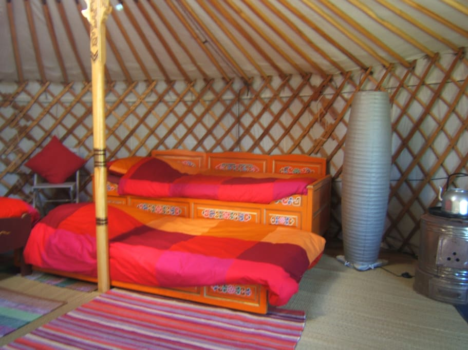 Le lit gigogne