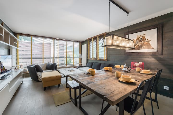 Beautiful entirely renovated apartment