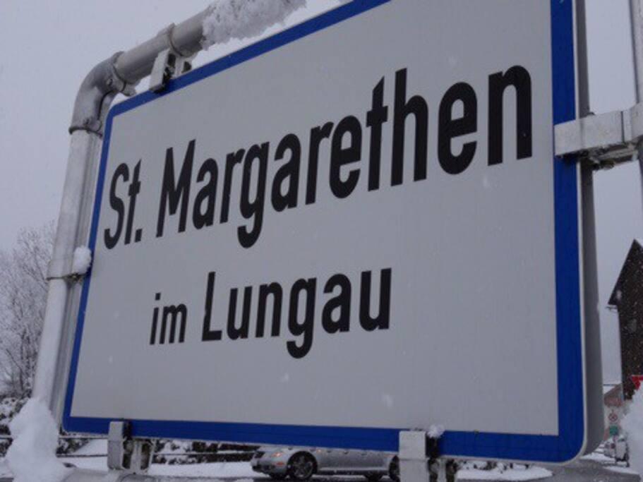 St Margarethen im Lungau