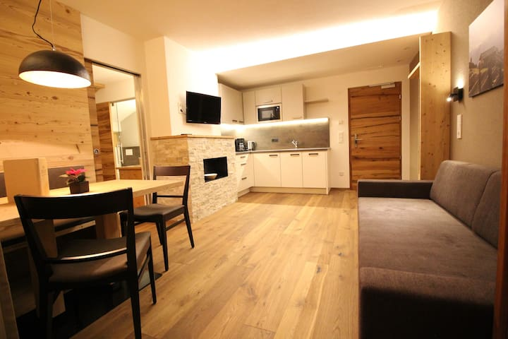 Apartment 40qm mit Wellness Ahrntal - Lutago di Sopra - Apartment