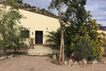 Eco self contained Cavehouse nr Sea - Cuevas Del Almanzora - Grot