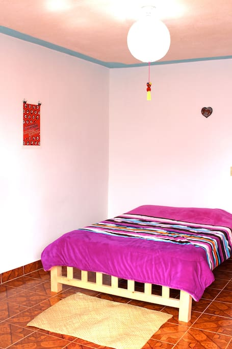 Cama matrimonial /Double bed room