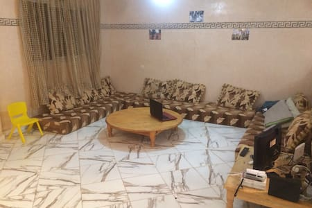 Grand appartement lumineux à Laayoune