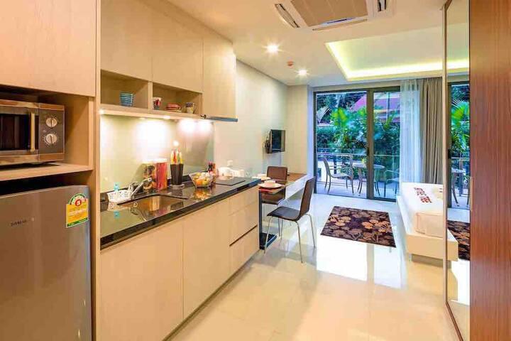 "Apartment""Rawai Beach "" Studio with balcony"