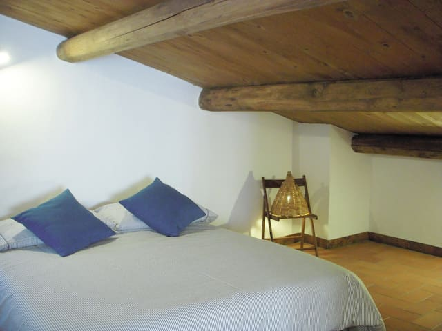 Loft-style suite near Orte and Viterbo