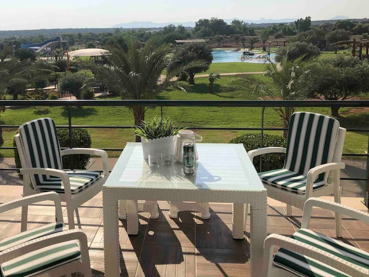 Flott leilighet på fantastiske Nord-Kypros.