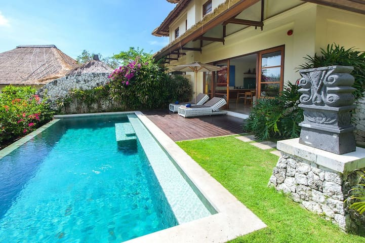 KARMA villa 2 BD within TOP LUXURY Bali resort