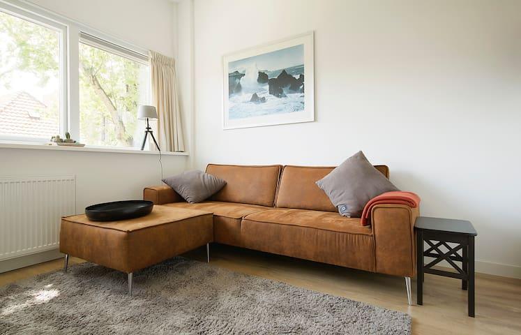 Hip & Modern 1 BR apartment in Zaandam/Amsterdam
