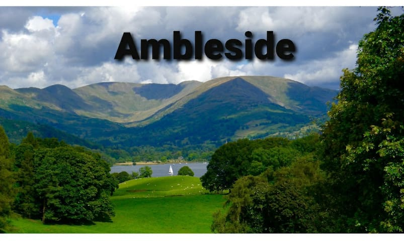 CENTRAL AMBLESIDE  GREAT LOCATION DOGS WELCOME❤