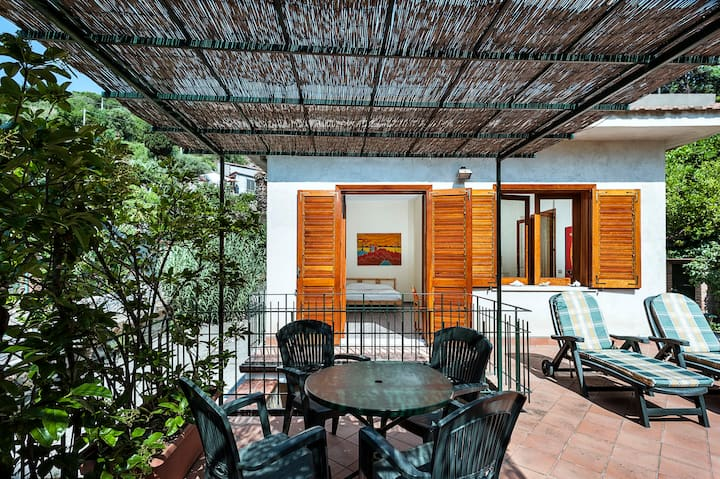 Strategically Located House at 150m from the Beach