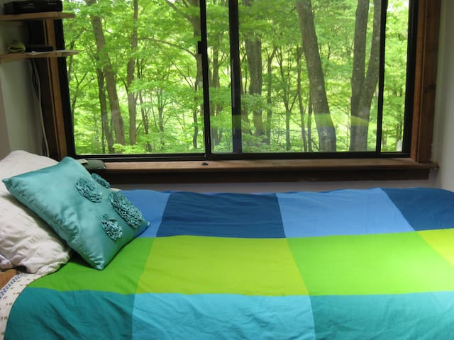 Treetop Retreat - for Clarity - Fast or Cleanse - Pound Ridge - Ev