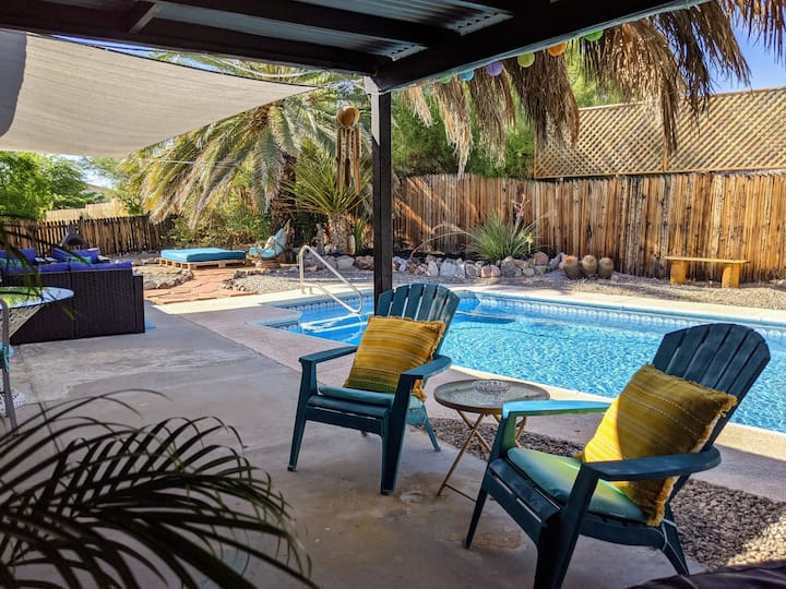 Private Casita🌴 Pool, Spa & Laid-Back Atmosphere!
