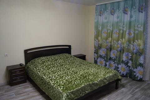Квартира РОМАШКА на Владимирском шоссе (2 комнаты)