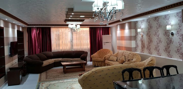 Maadi Apartment 3-Rooms (Families Only)